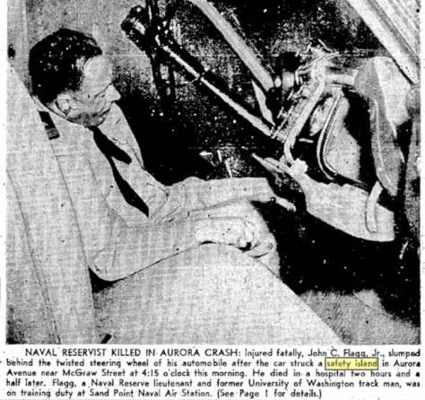 I expect by some its rarity but cannot prove it with any convincing negtive evidence (but it ever?) that such a press photo as this one for our local daily that depicts or reveals or exposes a victim-corpse is rare. The photo was printed on July 28, 1950.