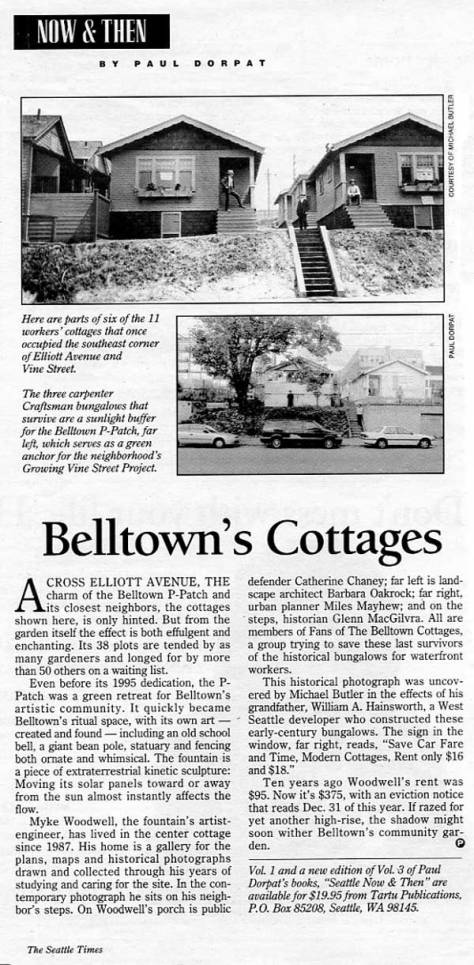 First published in Pacific Northwest, Nov. 30, 1997.