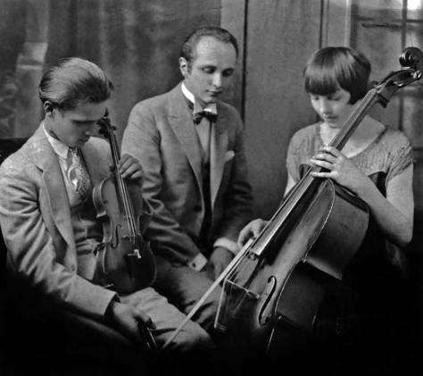 The Sundsten Trio