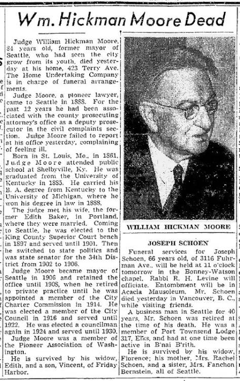 A TIMES Clip from March 14, 1946.