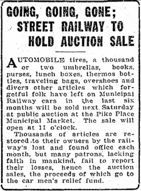 From the Oct. 9, 1923 issue of The Times.