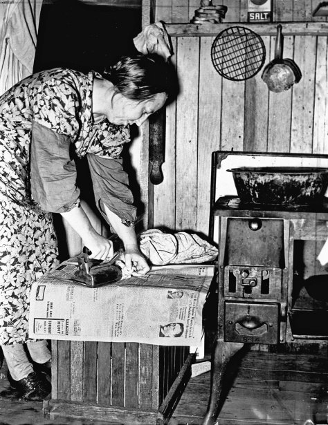 Hooverville Ironing PI