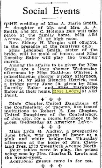 A Times clip from June 9, 1912.