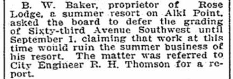 A Times clip from March 3, 1911.
