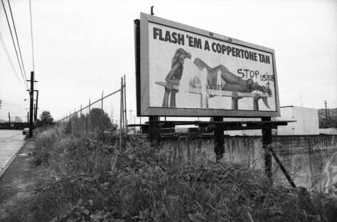 [Protest on Eastlake Avemie. ca. 1978.]