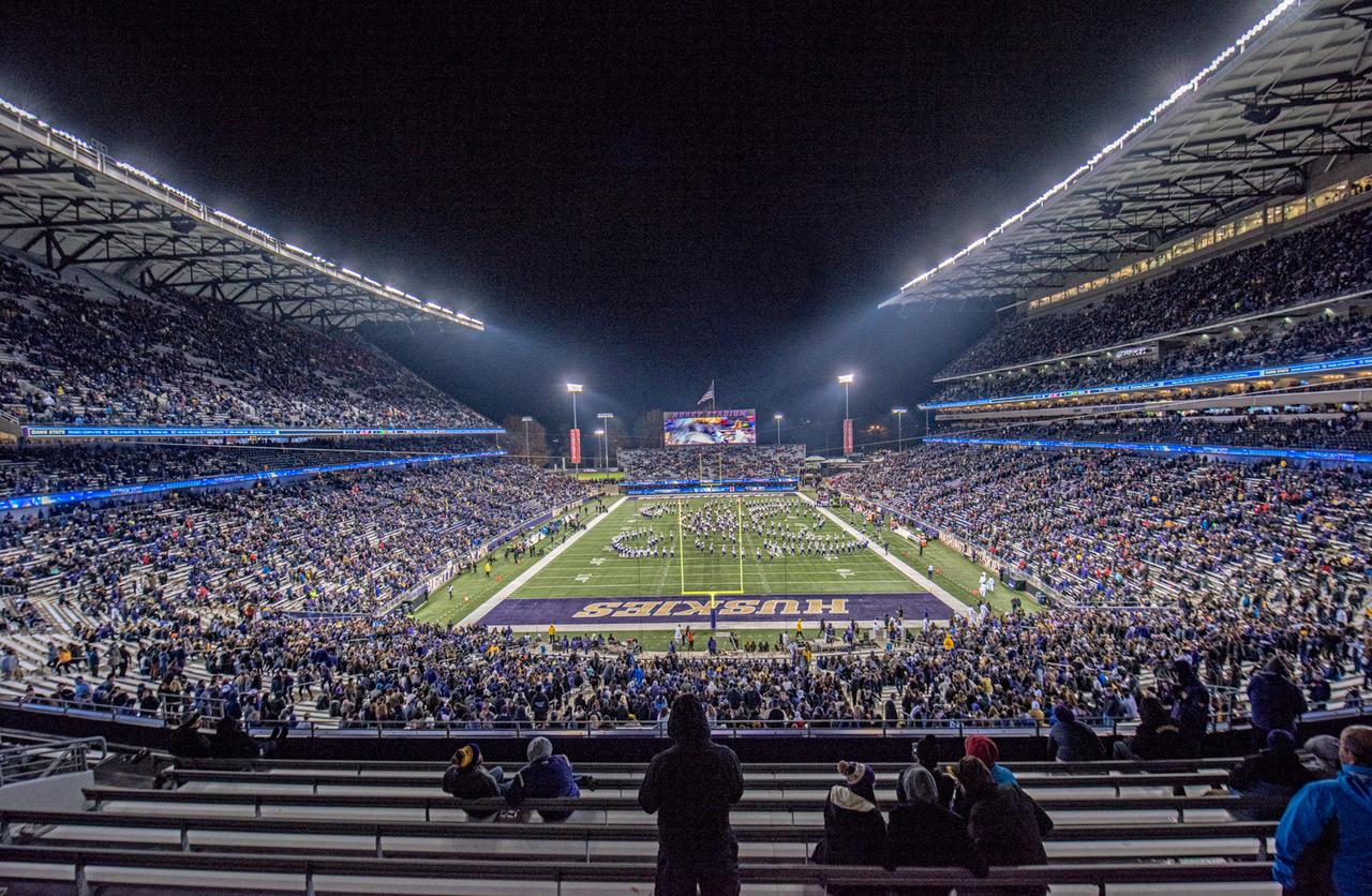 Image result for husky stadium