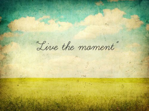 Live At This Moment - That Is The Truth