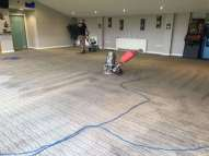Function suit carpet cleaning