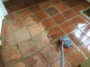 Terracotta sealing