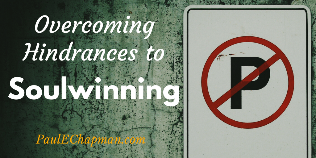 Hindrances to Soulwinning