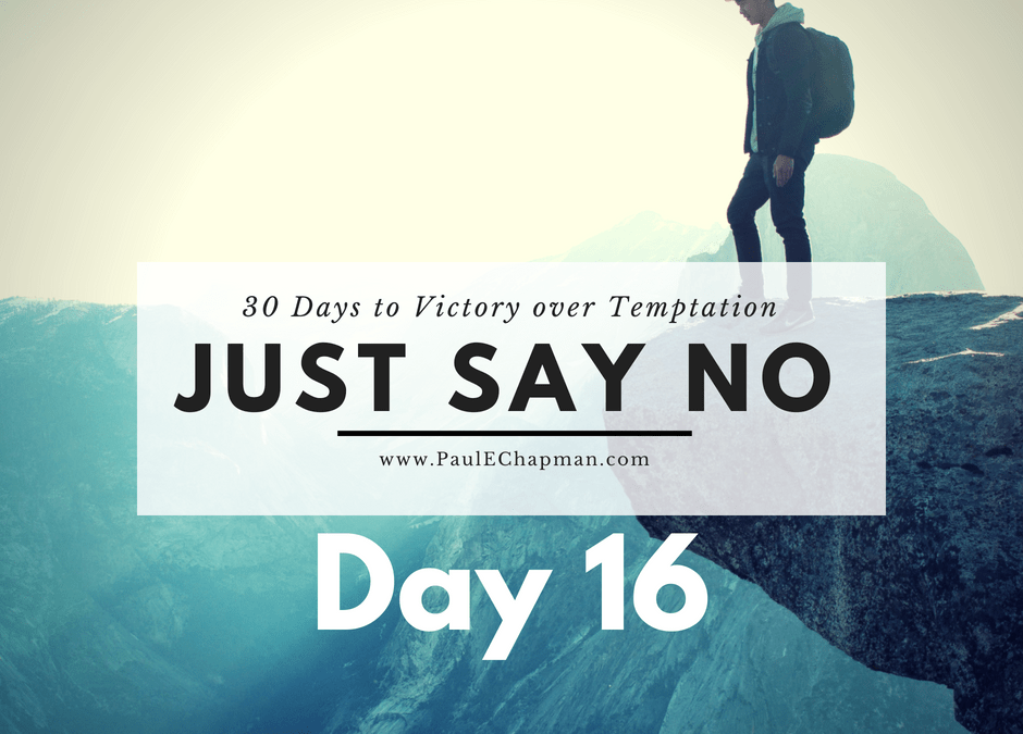 Sin Paralyzes Love – 30 Days to Victory
