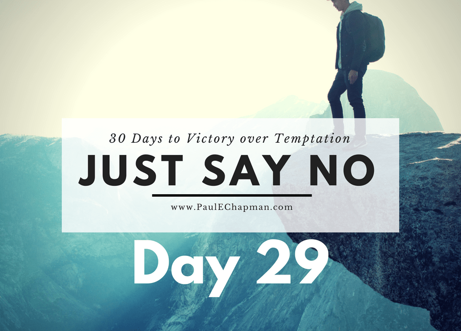 Sin Withholds Good Things – 30 Days to Victory