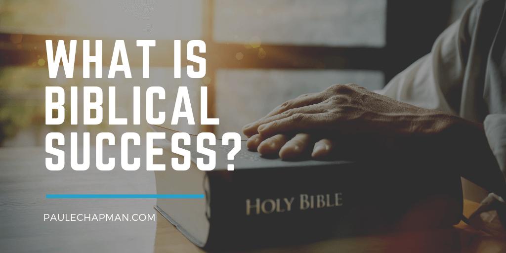 Biblical Success