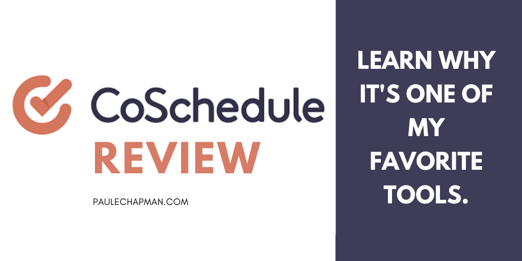 CoSchedule Review – Best Content Calendar for Bloggers & Business