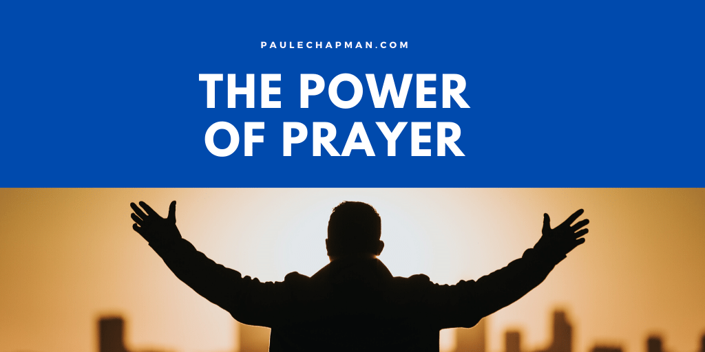 The power of prayer Bible verses