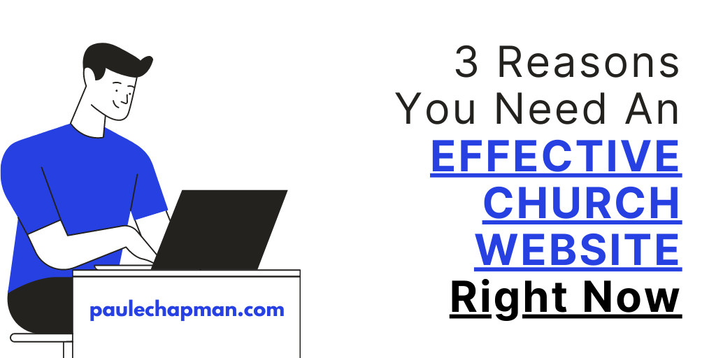 3 Reasons You Need A Website Right Now