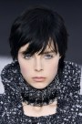 Edie Campbell in Chanel