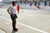 Ludovic Loffreda am Track