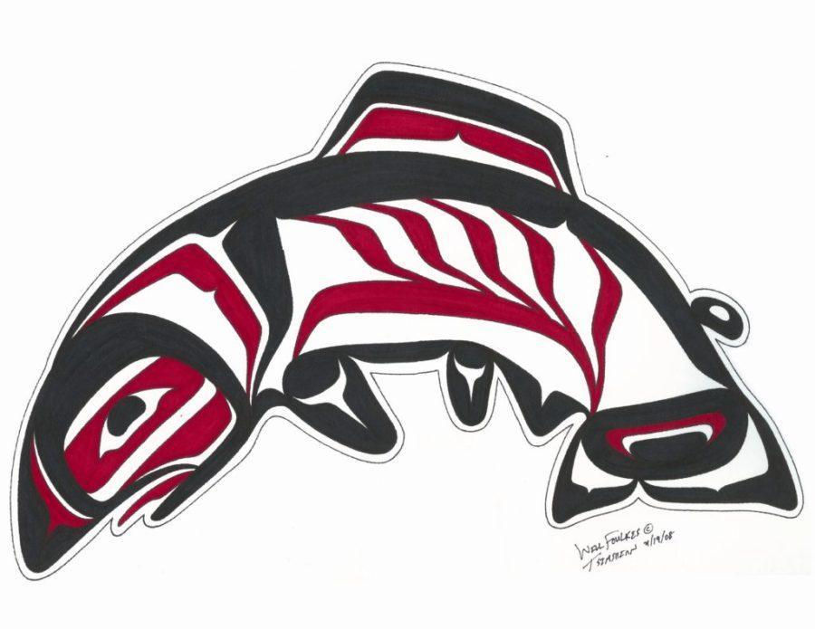Will Foulkes Salmon
