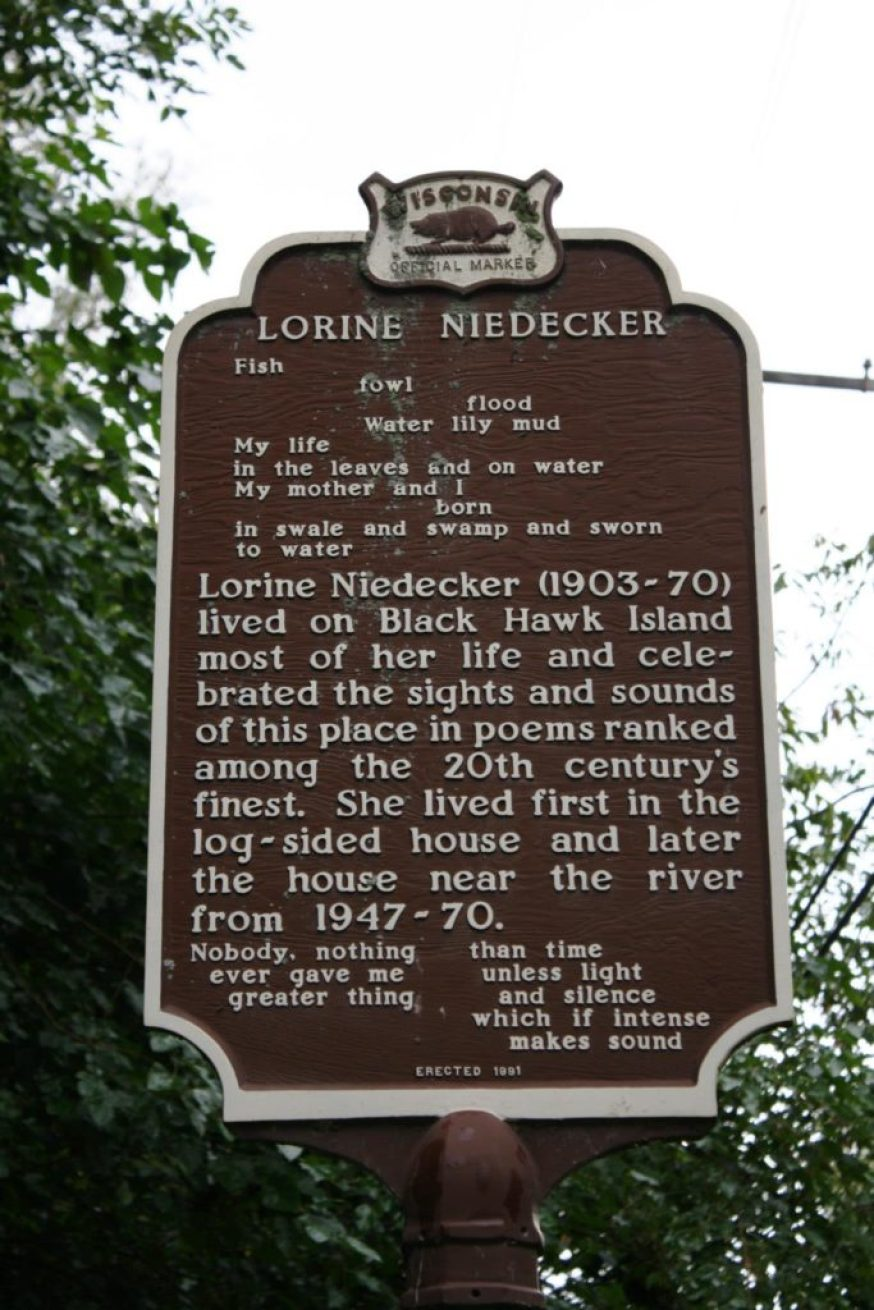 LN Historical Marker
