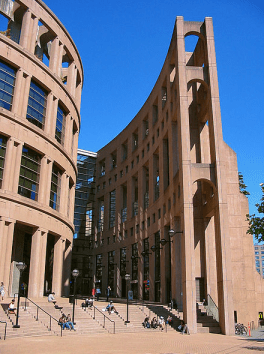 Downtown Vancouver Library