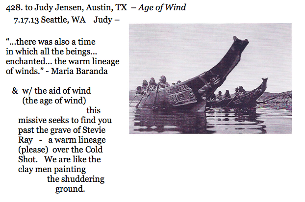 428. Age of Wind (For Judy Jensen)