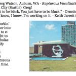 462. Kenneth Greg Watson, Auburn, WA - Rapturous Vocalization