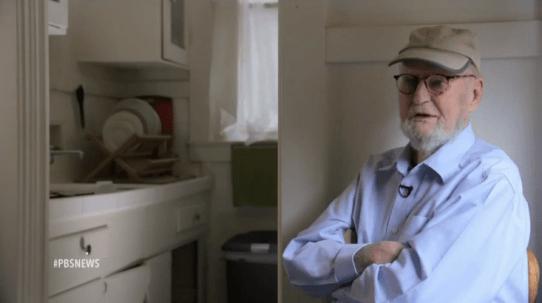 Lawrence Ferlinghetti on PBS