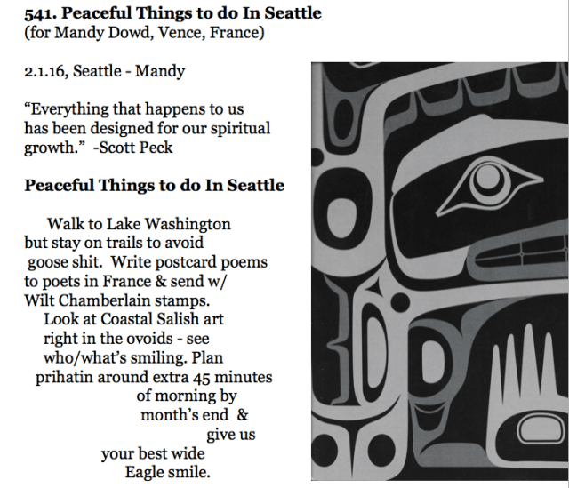 541. Peaceful Things to do in Seattle