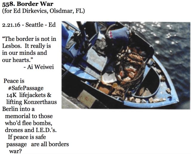 558. Border War