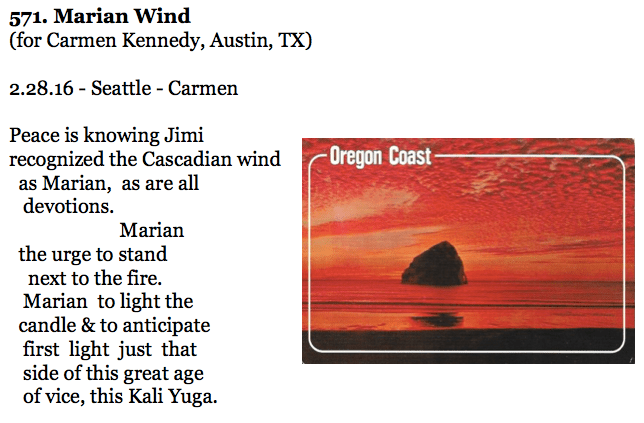 571. MArian Wind