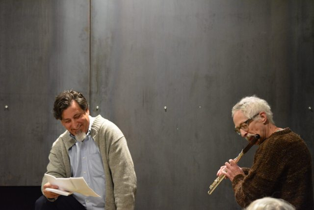 peN & Jim O'Halloran 12.5.15 (Photo by Faiza Sultan)