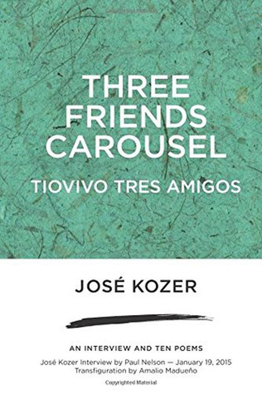 Three Friends Carousel: Tiovivo Tres Amigos
