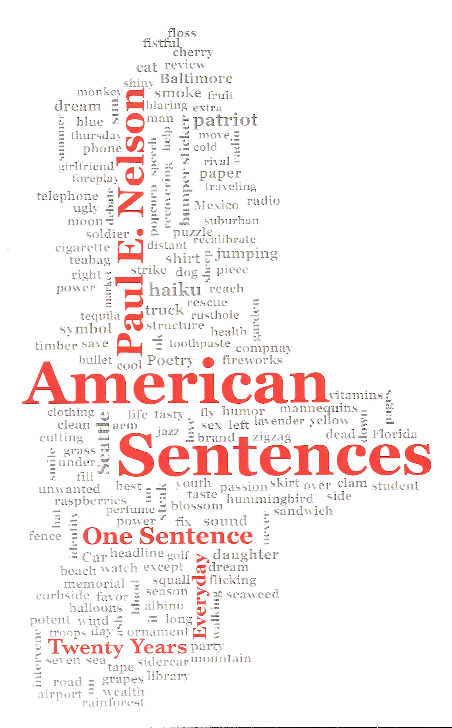 American Sentences Talk