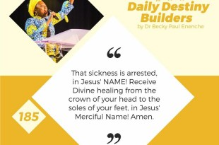 Dr Becky Paul Enenche