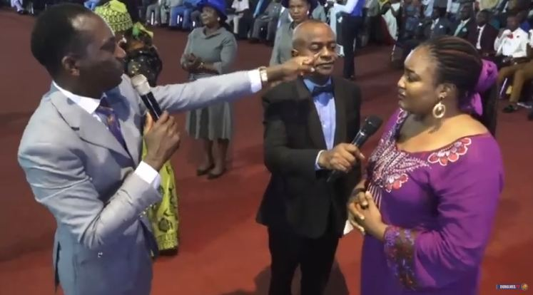 FROM THE GLORY DOME ANOINTING SERVICE 10-03-2019