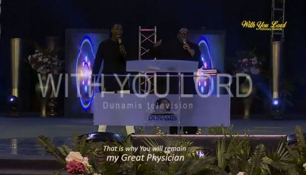 With You Lord - Live Concert featuring Bishop Paul Morton and Micah Stampley