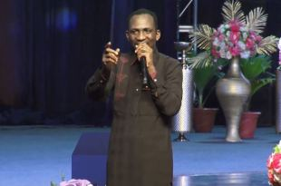 DR PAUL ENENCHE SERMON