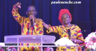 Daddy Pastor Paul Enenche and Becky Enenche