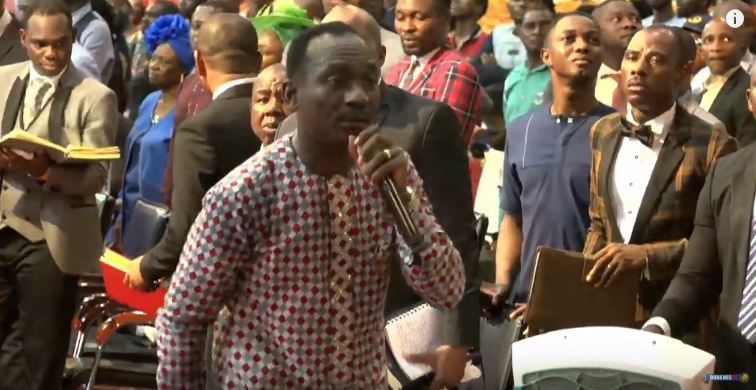Daddy Paul Enenche Dunamis TV