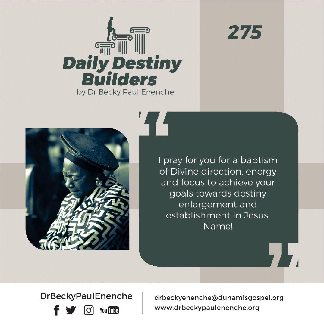 DailyDestinyBuilders