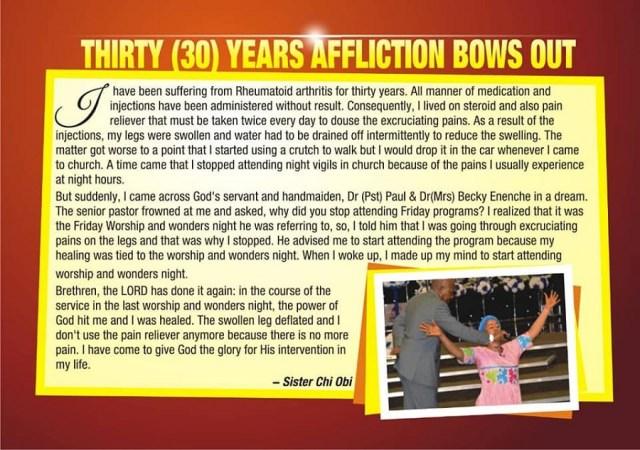 Testimony Dr pst Paul