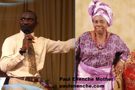 Paul Enenche Mother