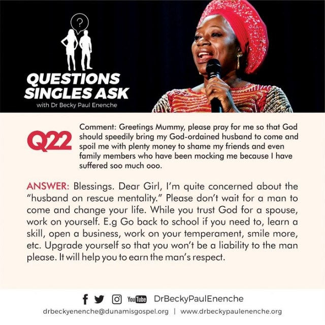 Some Amazing Facts About Dr. Becky Enenche
