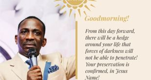 Arise and Shine Devotional by Pst Paul Enenche