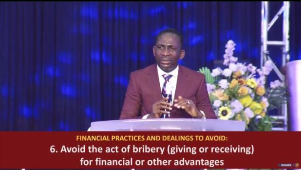 financial practive paul enenche