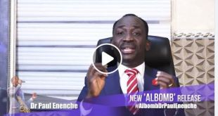 Dr Paul Enenche Albomb MP3 Feat. Nathaniel Bassey Dunamis Voice