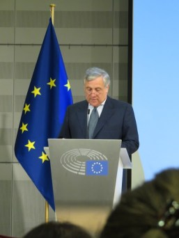 Familia vicenciana ante Parlamento Europeo-3