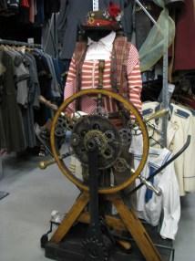 Costume Warhouse Tour Steampunk costume