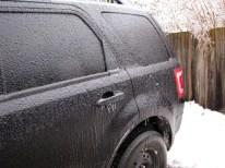 Ice Storm 2013: 3mm of Ice